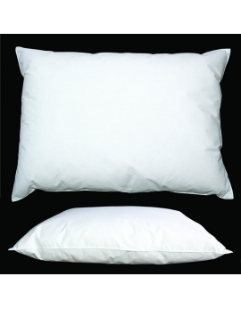Rectangular natural pillow 50 x 70