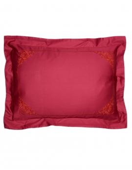 Rectangular pillow case FLOREAL / ORANGE