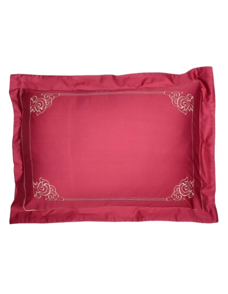 Rectangular pillow case