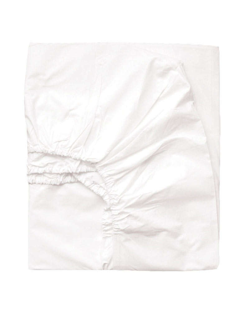 Drap housse percale 160x200 for Draps housse percale