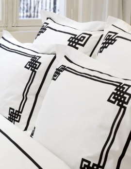 Rectangular pillow case NIGHT&DAY N°24