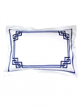 Rectangular pillowcase BLUE NIGHT N°19