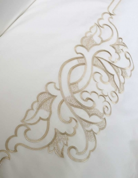 Flat sheet ART NOUVEAU / GOLD