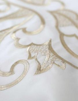 Drap plat ART NOUVEAU / GOLD